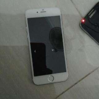 IPHONE 6S LCD RUSAK MINTA GANTI