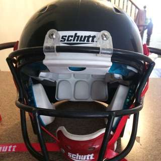 Schutt Football Helmet