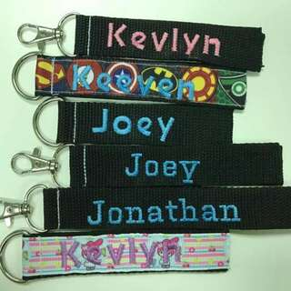 Customised Name Tag