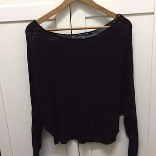 Forever 21 Top (see through)