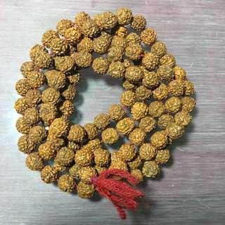 Rudraksha Mala Beads - Nepal