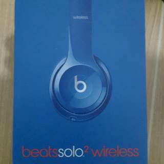 Beats Solo Wireless 2