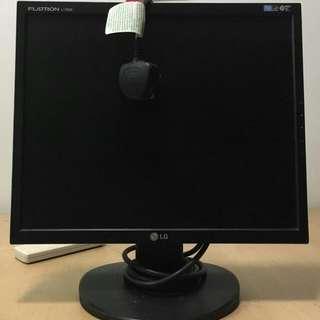 """Lg 17"""" Monitor"""