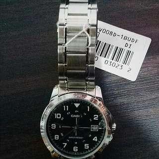 ORIGINAL CASIO mpt - v008d 1b Black