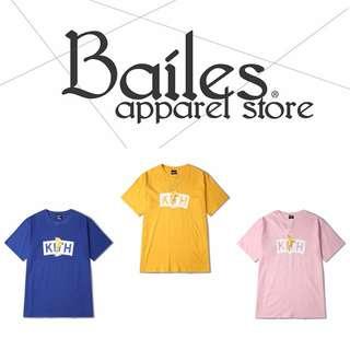 貝里斯Bailes【KS594】歐美版 / 男女款 歐美街頭款金剛戰士閃電字母印花搭配棉質圓領短袖T恤