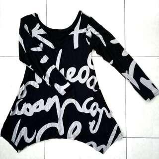 Baju Bahan Kaos