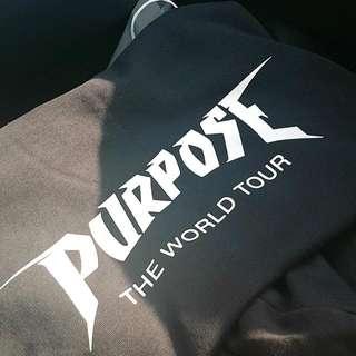 H&M Purpose Tour Bieber Hoodie