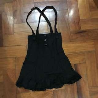 X-back Jumper Skirt