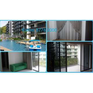 The Inflora 3BR (2Bedroom + 1 Studyroom) Unit For Sale