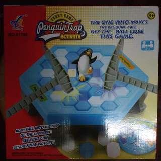 企鵝破冰 桌遊