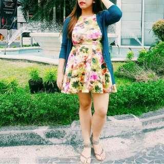 GTW Floral Dress