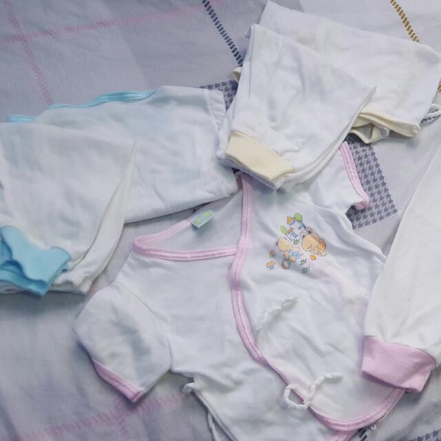 6pcs Terno Short Sleeves And Pajama