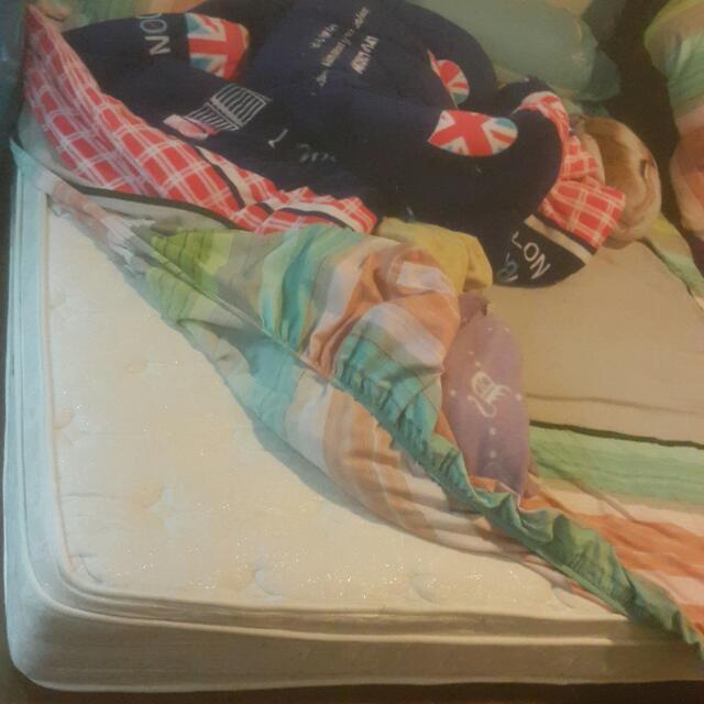 獨立筒雙人床墊