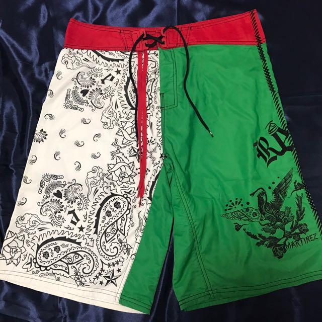 男性 REEF 海灘褲 (八成新)