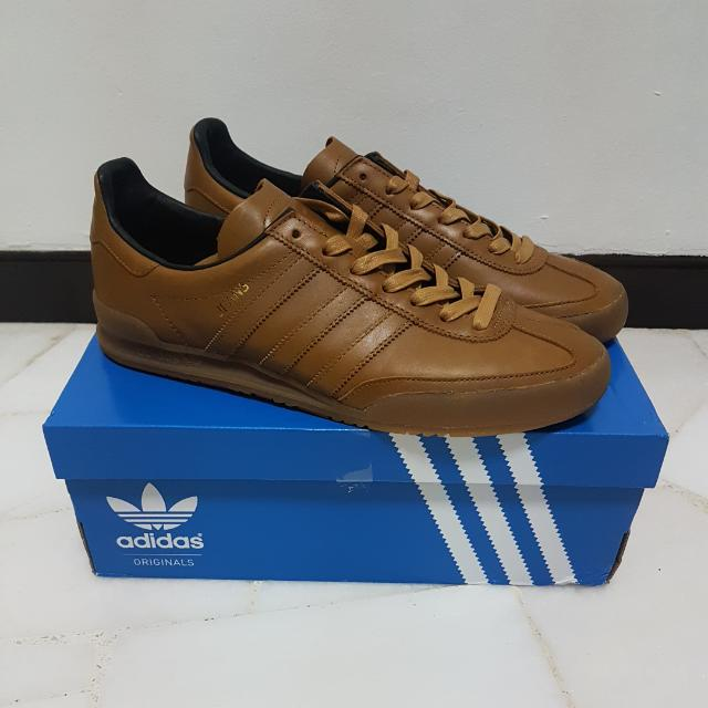 Adidas Jeans MkII Leather, Men's