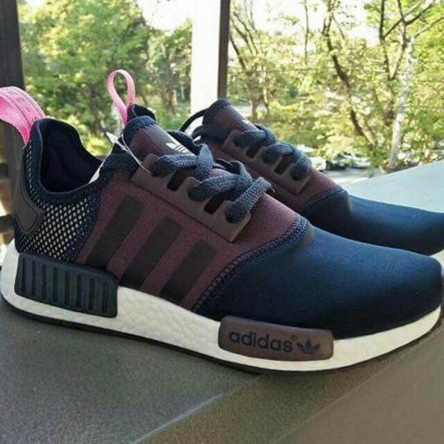 Adidas NMD Legend Ink for men and women