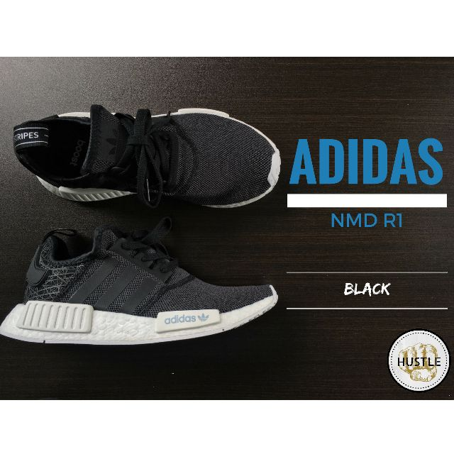Adidas Originals NMD R1 (BLACK)