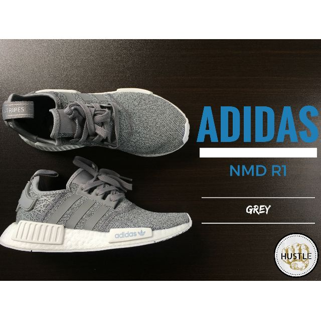 Adidas Originals NMD R1 (GREY)