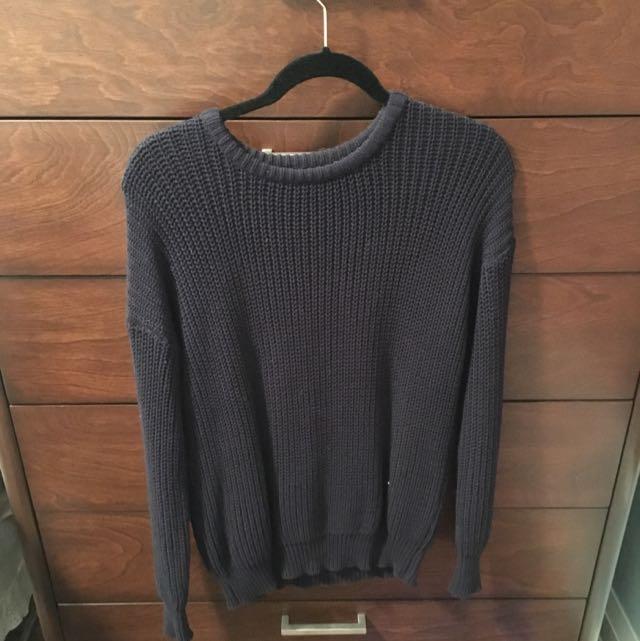 American Apparel Fisherman's Sweater
