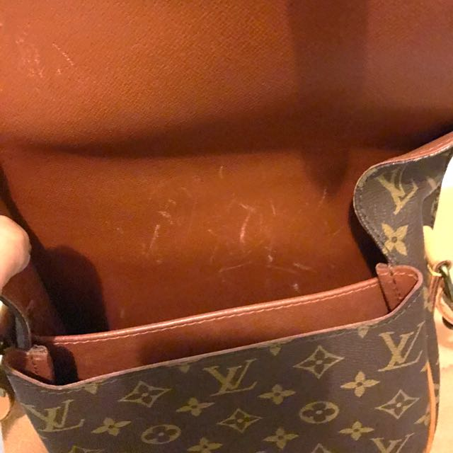 Authentic Vintage Cross Body Bag LV