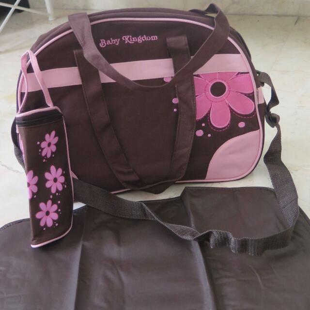 Baby Kingdom Diaper Bag