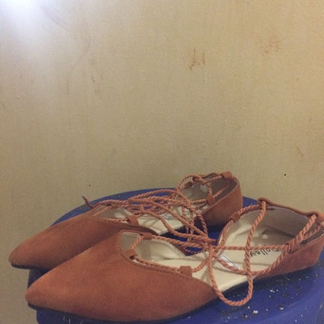 BALLERINA SHOES uk 38