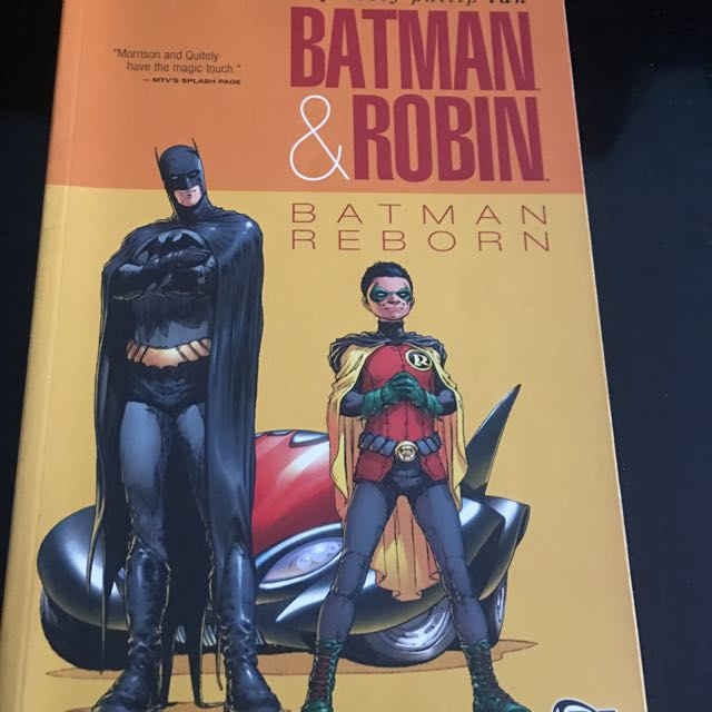 Batman and Robin Vol.1