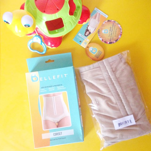 Bellefit Corset - Used for C-Section or Natural birth