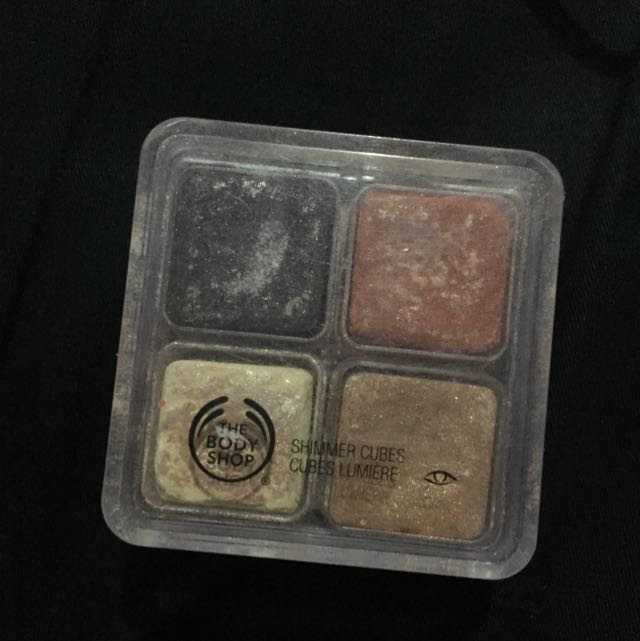 Body Shop Eyeshadow