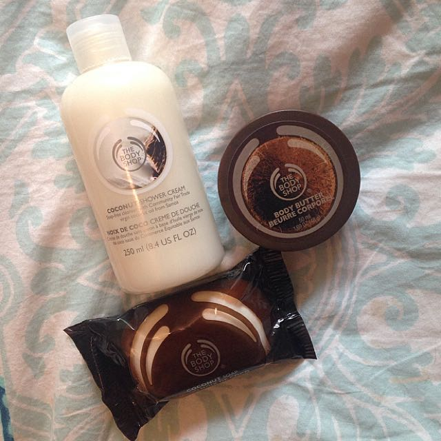 Body Shop Gift Set