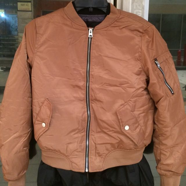 Bomber Jacket Pull & Bear