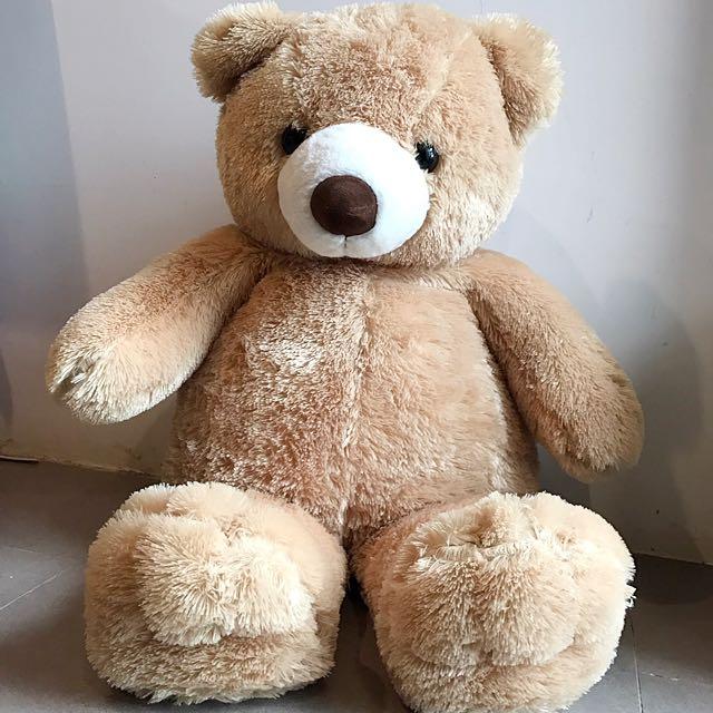 boneka teddy bear besar 76f00aebaa