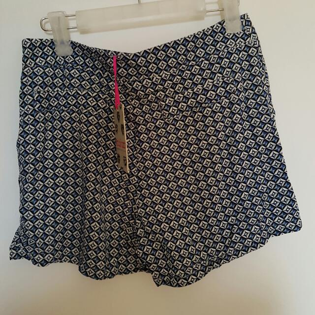 Boohoo Patterned Shorts