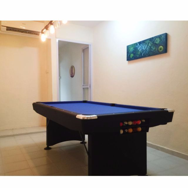 Brand New FT POOL TABLE WITH FOLDING LEGSNEW LAUNCH Toys - Brand new pool table