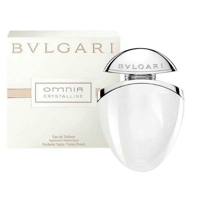 BVLGARI Omnia Crystalline Perfume, Health   Beauty, Perfumes, Nail Care,    Others on Carousell 6731c877499