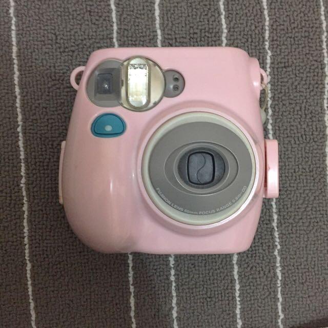 Camera instax fujifilm polaroid kualitas sangat bagus