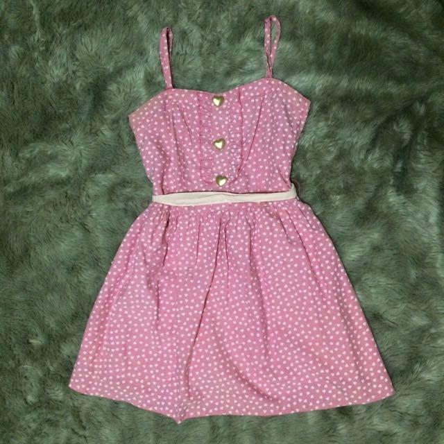 Candie's Pink Dress