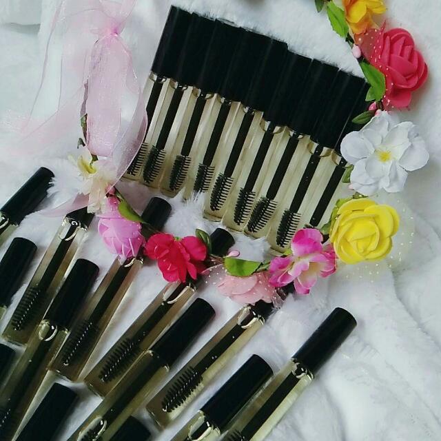 Castor Oil Mascara- The Hair Life Miracle