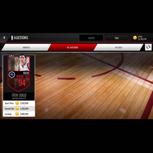 COIN NBA LIVE