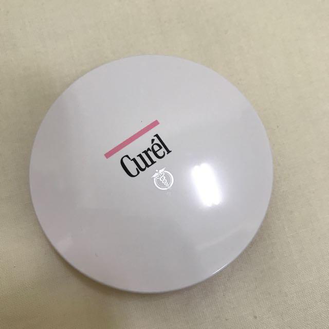 Curel 日本珂潤 潤浸保濕屏護力蜜粉 透明