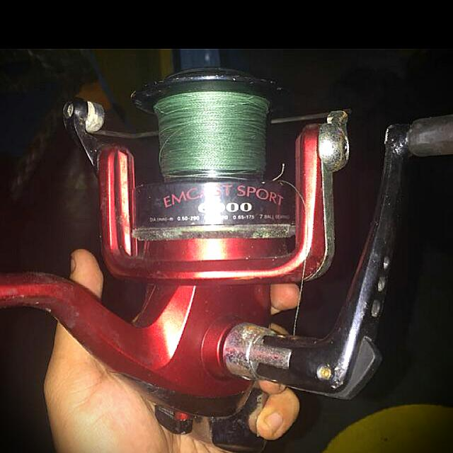 CHEAP Detailed Reel Servicing on Daiwa EMCAST SPORT 6000