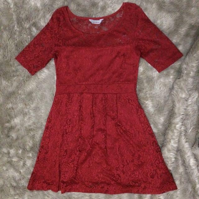 Dorothy Perkins Lace Dress