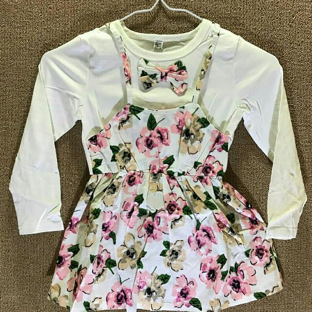 Dress Baby Flower (New)