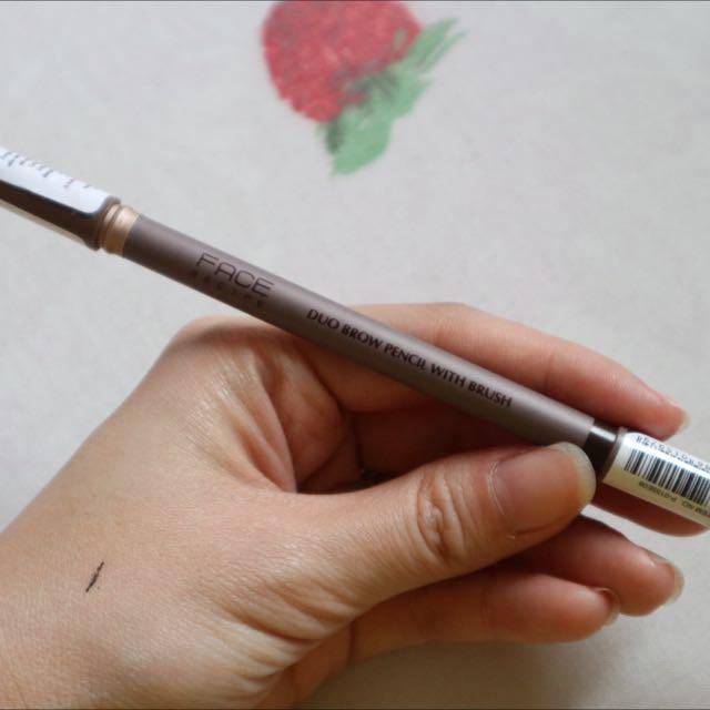 Face Recipie Eyebrow Pencil