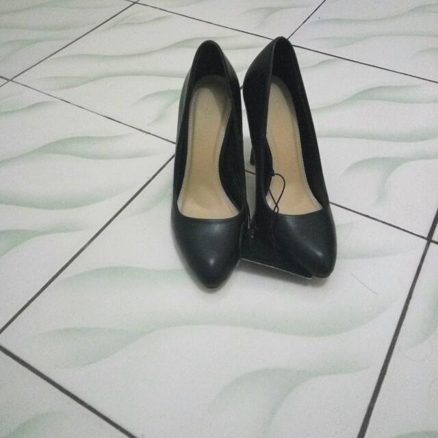 [Turun Harga] Forever21 Black Heels