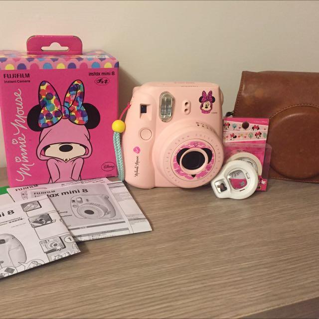 Fujifilm拍立得mini8米妮特別版