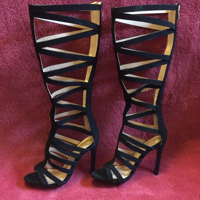 Gladiator Heeled Shoes