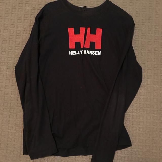 Helly Hansen Vintage Look Long Sleeve T-Shirt