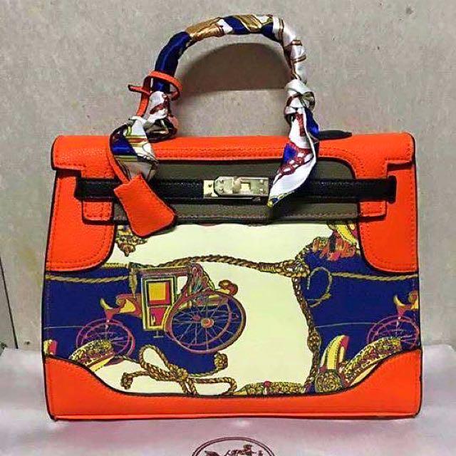 Hermes Inspired bag