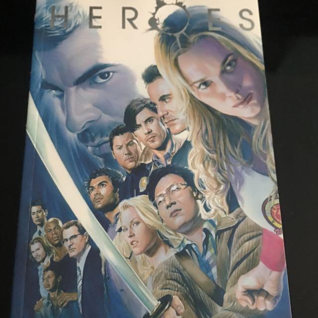 Hero's Volume 1